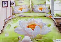 Комплект постельного белья Florida 5D Sateen DV-1702 Евро размер