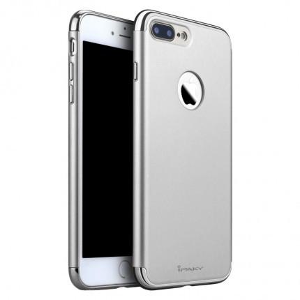 Кожаная накладка iPaky Chrome Series для Apple iPhone 7 Plus 8 plus