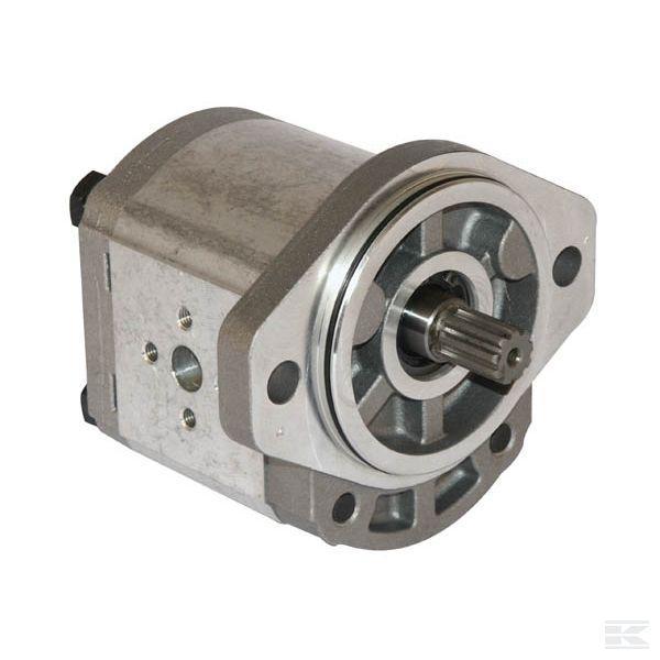 Шестеренный насос серия Polaris PLP2020D003S2 Pump PLP20.20D0-03S2-LEB/EA-N CASAPPA