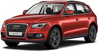 Защита двигателя на Audi Q5 (c 2008--)