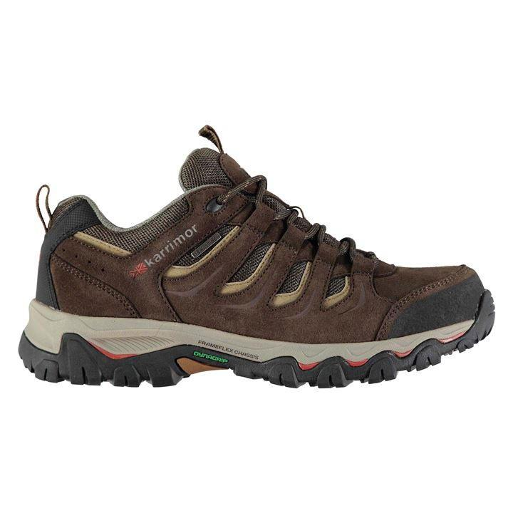 Кроссовки Karrimor Mount Low Mens Walking Shoes