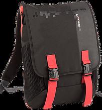 """Рюкзак для ноутбука 15,6"""" Crown Harmony Series, BPH3315BR черный"""