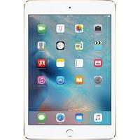 Планшет Apple A1550 iPad mini 4 Wi-Fi 4G 128Gb Gold (MK782RK/A)