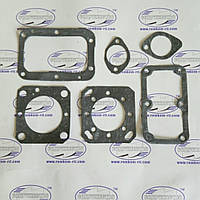Набор прокладок топливного насоса высокого давления (ТНВД) СМД-60/72,Д-144,Д-21(паронит), Т-150К,Т-40,Т-25