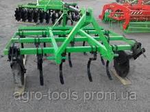 Культиватор тракторный навесной 2,00 м. 14 лап Bomet, фото 2