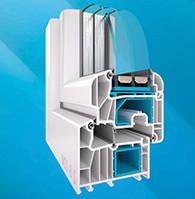 Вікна металопластикові WDS 8-series