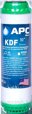 Фильтр APC KDF зеленый