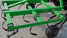 Культиваторы тракторные навесные 2,50 м. 17 лап Bomet, фото 3