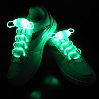 Неоновые светящиеся шнурки LED!