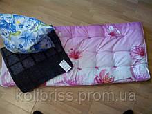 Комплект в детскую кровать для садиков( матрац, подушка , одеяло)