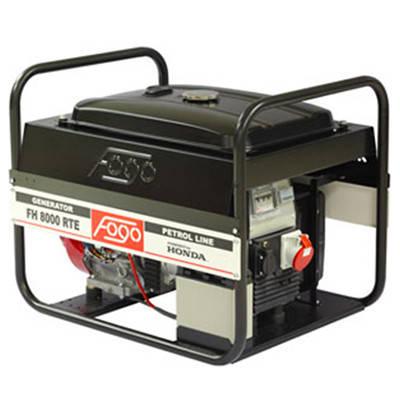 Генератор бензиновый FOGO FH 8000 RTE (6,4кВт), фото 2