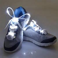 Светящиеся шнурки со светодиодами на тканевой основе!