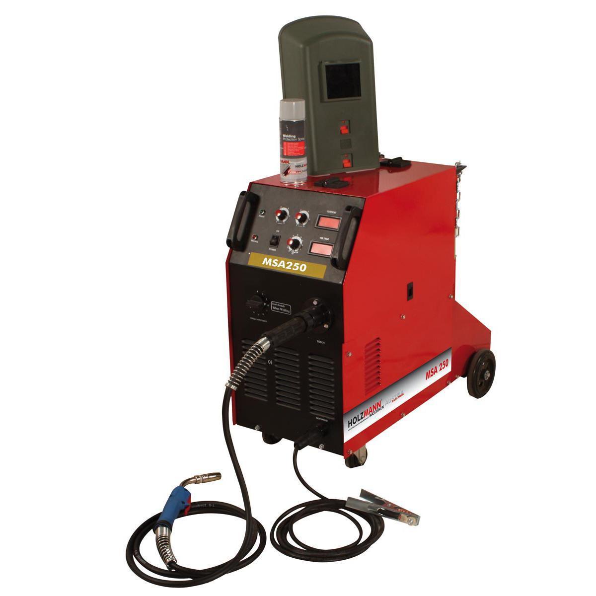 Профессиональный полуавтомат инверторный MSA 250