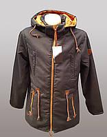 Подростковая куртка-парка