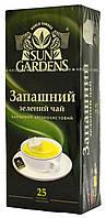 "Чай зеленый Sun Gardens ""Запашний"" 25п."