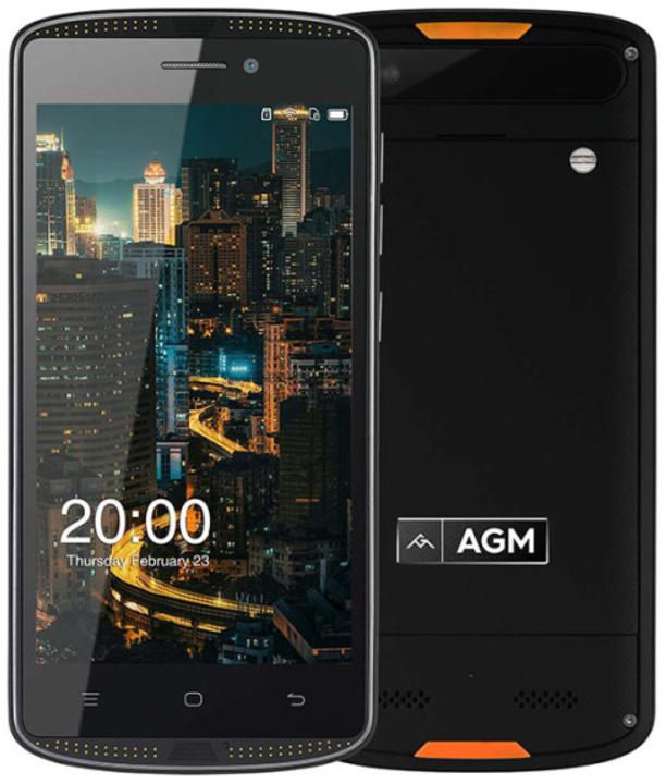AGM X1 Mini 2/16 Gb Black