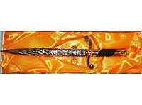 Кортик морской 37 см, сувенирные кинжал, сувенирное оружие