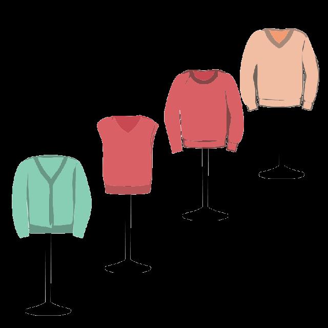 Свитера, кофты, кардиганы, джемпера, пуловеры и свитшоты. Как отличить? Что это?