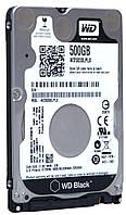 "Жесткий диск HDD 2.5"" WD Black 500GB, 7200 об/мин, S-ATA III, 600 MB/с, кэш-память 32 MB"