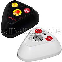 Кнопка вызова официанта R-133 White (Black) RECS USA
