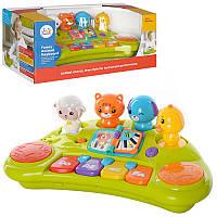 Пианино фигурки животных 2103A