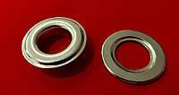 Люверс + шайба  Ф=13 мм  никель (26х13х8)