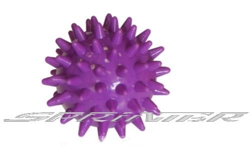 Мяч массажный жёсткий. d- 4,5 S