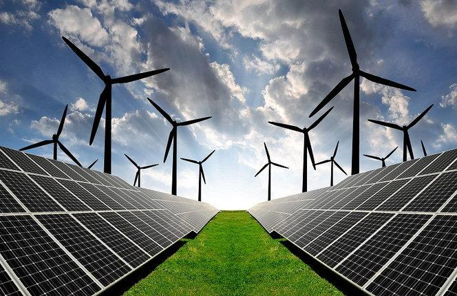 Батареи для систем солнечной и ветровой энергетики с увеличенным циклическим ресурсом.