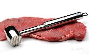 Прессы для чеснока и молотки для мяса