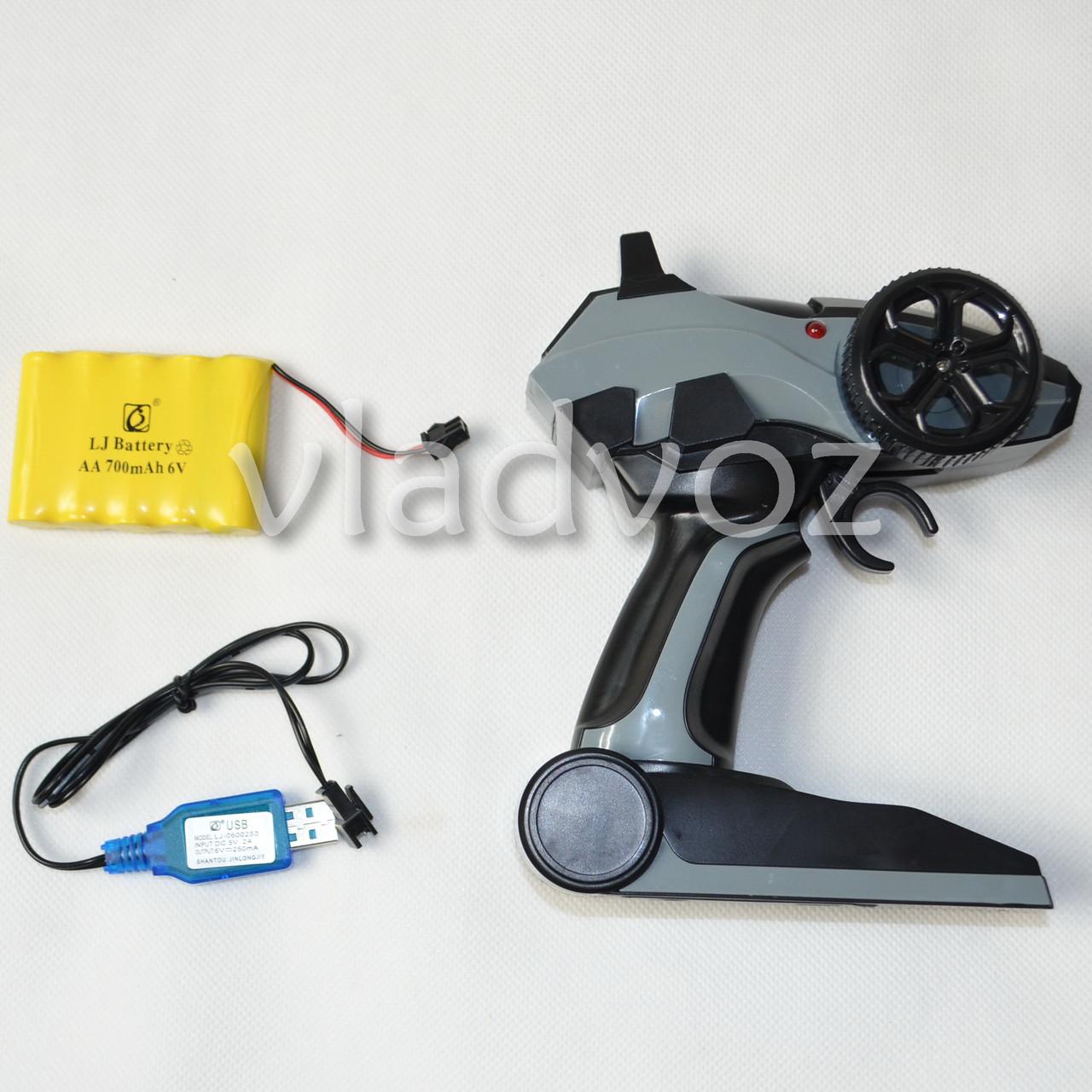 комплектация скоростного джипа на радиоуправлении внедорожник