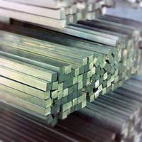 Квадрат 6х6, сталь S235, квалитет h11