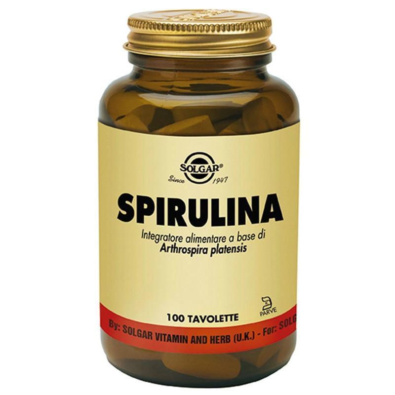 """Комплекс аминокислот и минералов """"Спирулина""""-уникальный источник аминокислот и минералов(100таб)"""