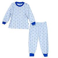 Детская теплая пижамка для мальчиков