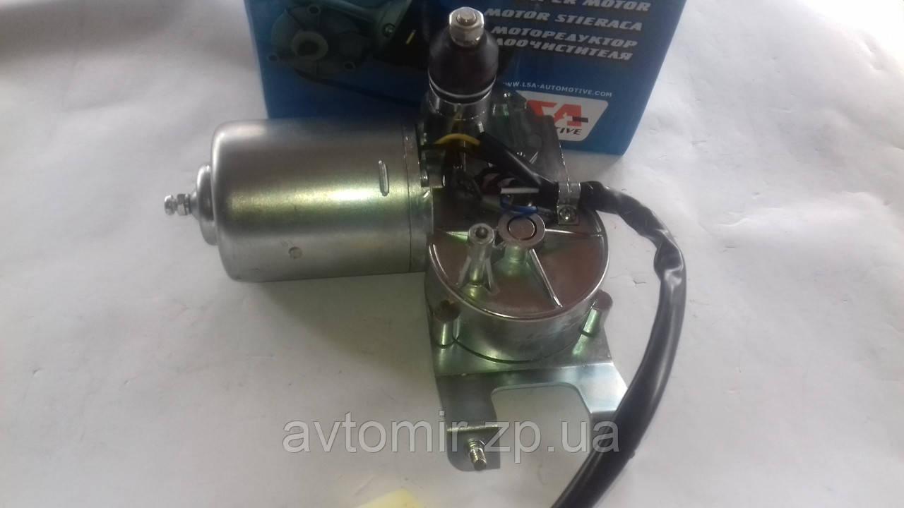 Мотор стеклоочистителя передний  Заз 1102-1105,Таврия,Славута LSA