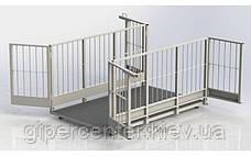 Весы для взвешивания скота до 3000 кг с платформой 1500x2000 мм 4BDU-3000X СТАНДАРТ., фото 2
