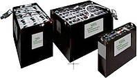 Панцирные аккумуляторы для электропогорузчиков