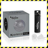 Беруши BLOX Xperience music для защиты от музыки (концерты, клубы).