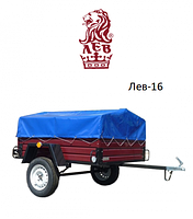 Продам прицеп ЛЕВ-16 (1,6*1,3*0,41м), фото 1