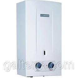 Колонка газова (проточный нагреватель воды) BOSСH Therm 2000 O W 10 КВ (електро-розпал)