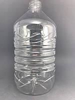 ПЭТ баклажка для воды 5л.круглая