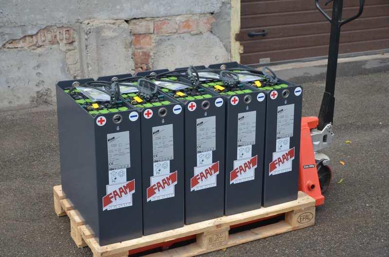 Энергосберегающие тяговые аккумуляторы