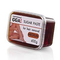 Паста для шугаринга GGA Professional Medium 400g