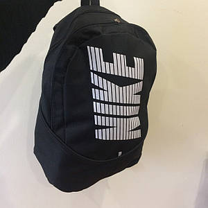 Черный спортивный рюкзак Nike