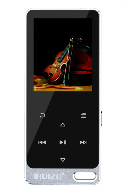 MP3 Плеер RuiZu X05S (X19) 8Gb Original Серебро