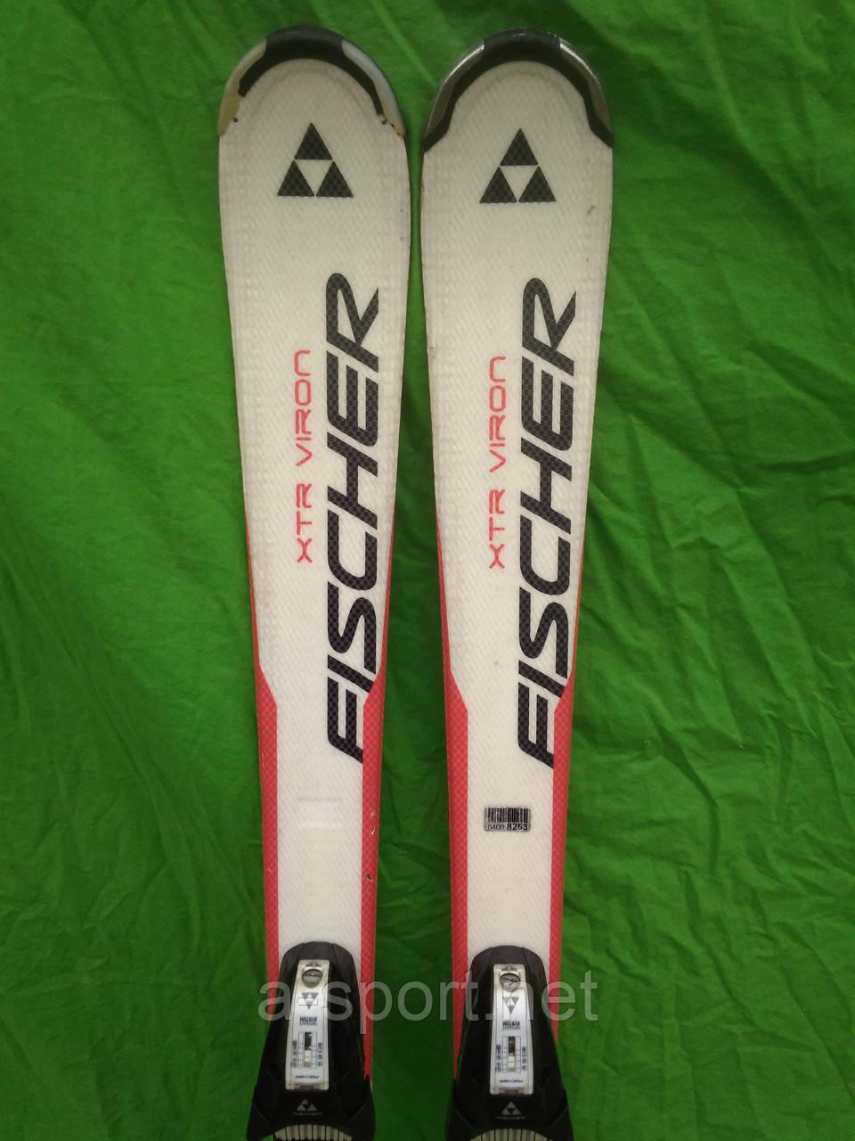 Fisher XTR Viron 140 см гірські лижі для карвінгу - A-sport в Львове 35a6959cb6719