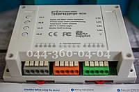 Sonoff 4CH WiFi Умный дом! Управление 4мя приборами через WiFi.