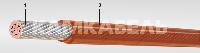 Провод  бортовой авиационный  БИФ-Н  1,5