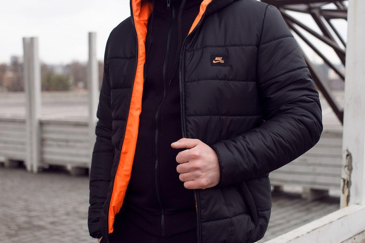 Мужская куртка Nike Зима-Осень