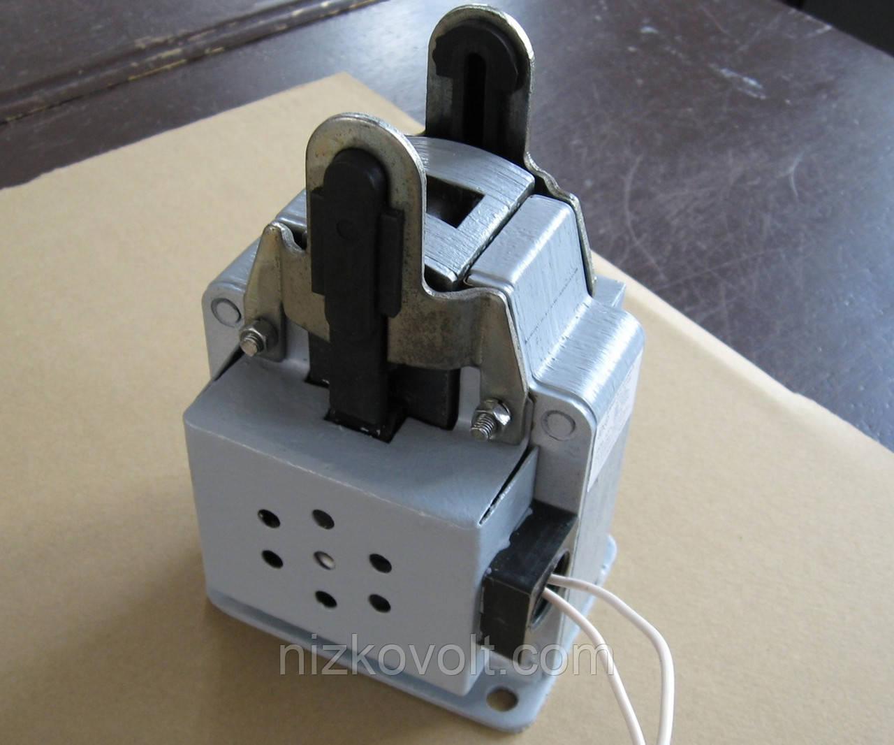 Электромагнит ЭМ 44-37-1361 толкающего и тянущего исполнения, фото 1