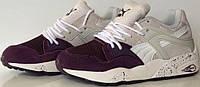 Кроссовки женские Puma R698 White/Purple.